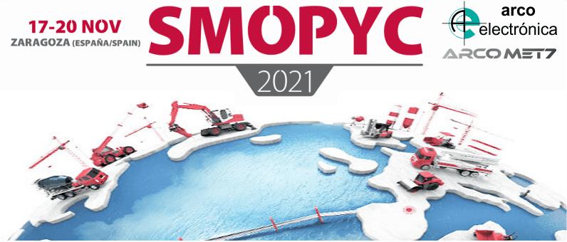 Arco Electrónica en SMOPYC 2021